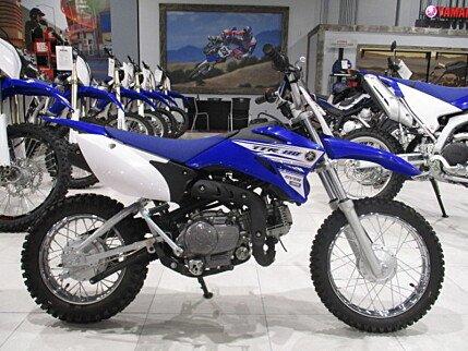 2017 Yamaha TT-R110E for sale 200511620
