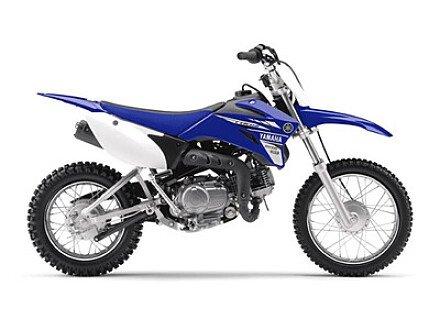 2017 Yamaha TT-R110E for sale 200524834