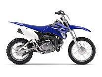 2017 Yamaha TT-R110E for sale 200540870