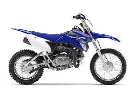 2017 Yamaha TT-R110E for sale 200561766