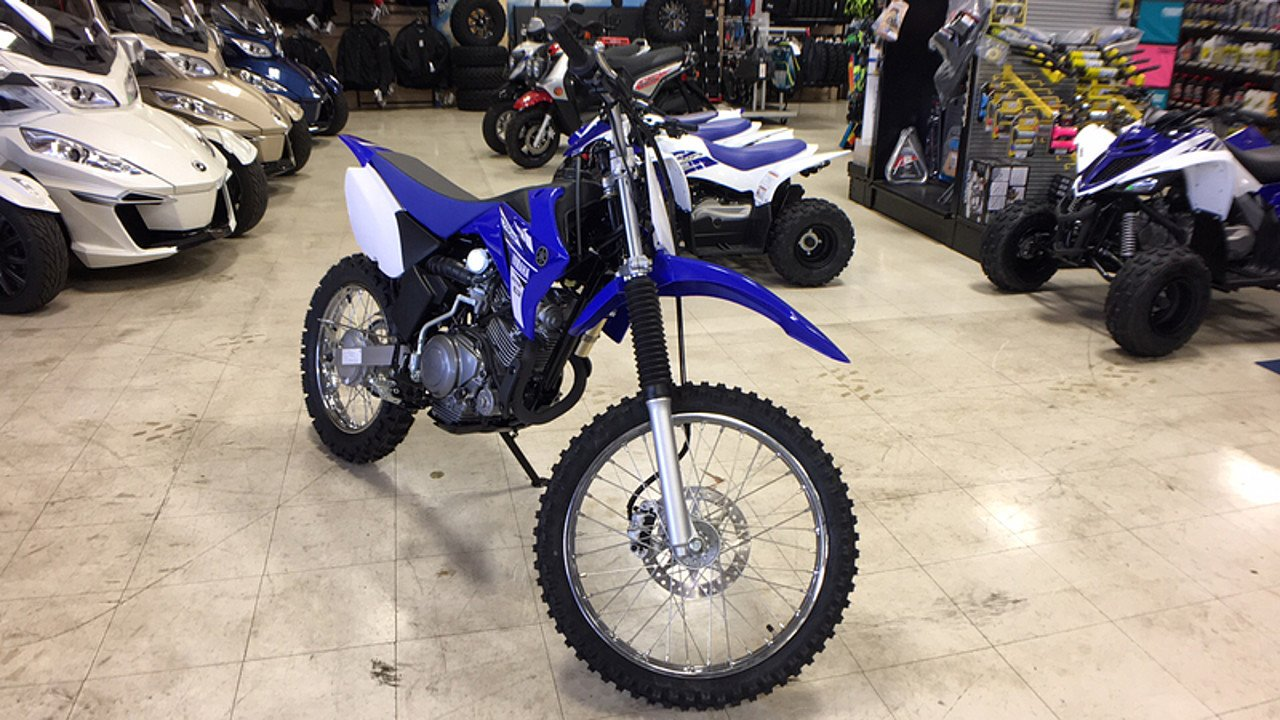 2017 Yamaha TT-R125LE for sale 200436805