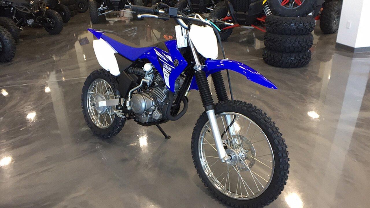 2017 Yamaha TT-R125LE for sale 200436933