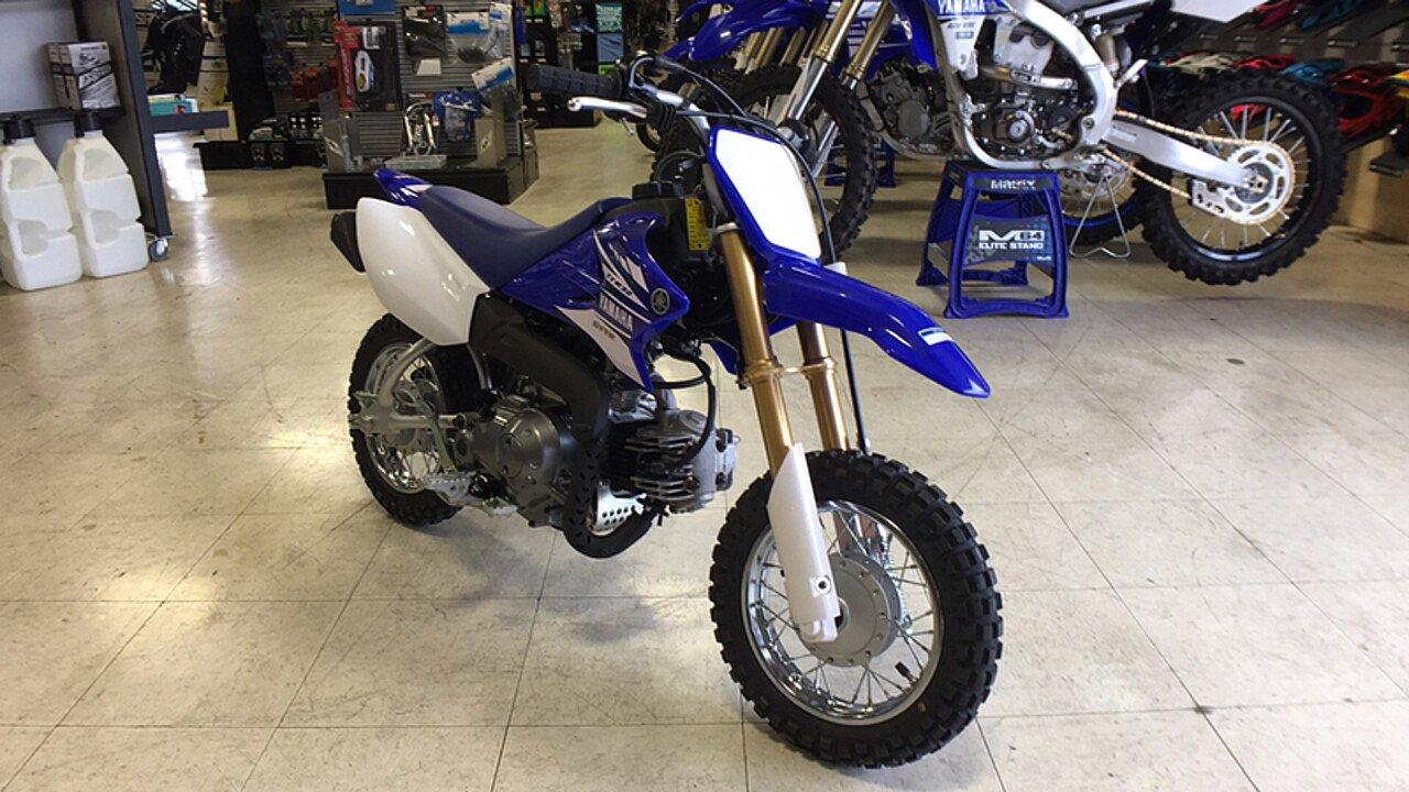 2017 Yamaha TT-R50E for sale 200481736