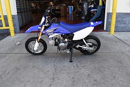 2017 Yamaha TT-R50E for sale 200484248