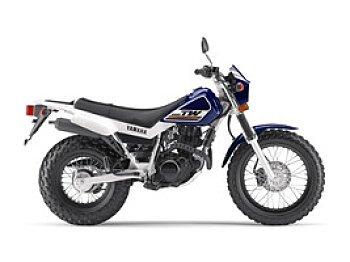2017 Yamaha TW200 for sale 200386641
