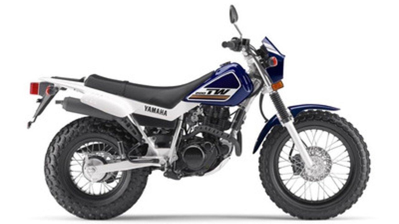 2017 Yamaha TW200 for sale 200470079