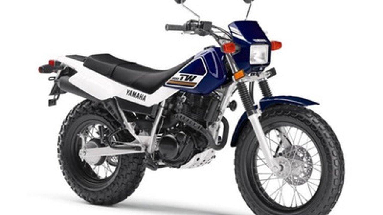 2017 Yamaha TW200 for sale 200474528