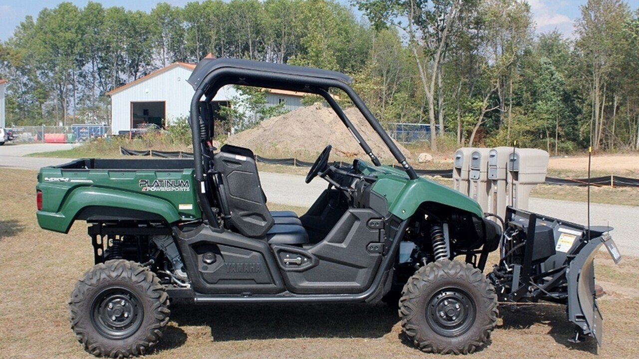 2017 yamaha viking for sale near rockford michigan 49341