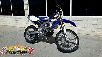 2017 Yamaha WR250F for sale 200404937
