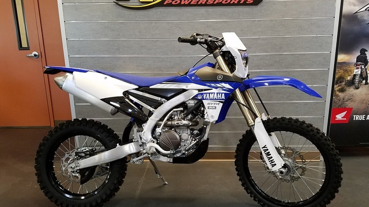 2017 Yamaha WR250F for sale 200414772
