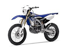 2017 Yamaha WR250F for sale 200456694