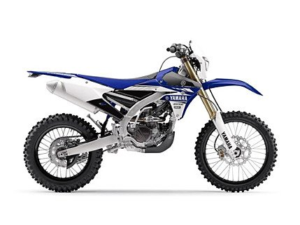 2017 Yamaha WR250F for sale 200458748
