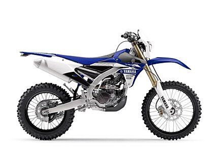 2017 Yamaha WR250F for sale 200459063