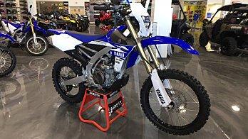 2017 Yamaha WR450F for sale 200399090