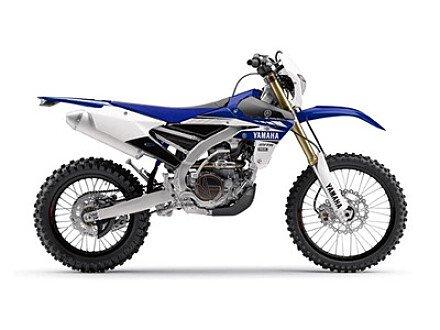 2017 Yamaha WR450F for sale 200392512