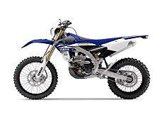 2017 Yamaha WR450F for sale 200458940