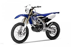 2017 Yamaha WR450F for sale 200484566