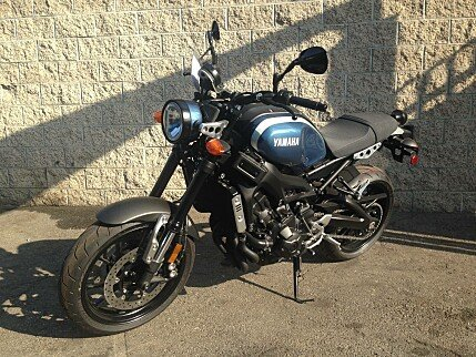 2017 Yamaha XSR900 for sale 200510791