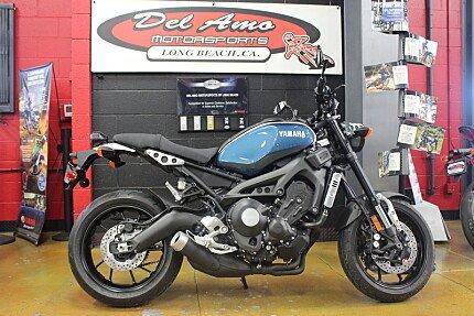 2017 Yamaha XSR900 for sale 200512636