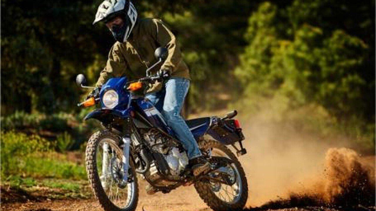 2017 Yamaha XT250 for sale 200409743
