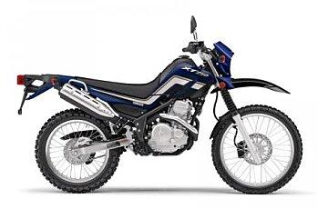 2017 Yamaha XT250 for sale 200440271