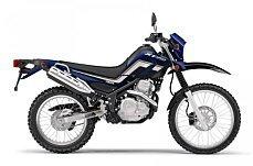 2017 Yamaha XT250 for sale 200440258
