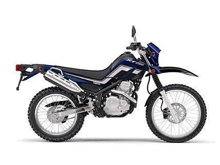 2017 Yamaha XT250 for sale 200458687