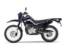 2017 Yamaha XT250 for sale 200458744