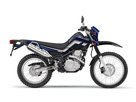 2017 Yamaha XT250 for sale 200538322