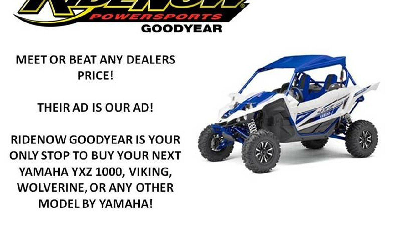 2017 Yamaha YXZ1000R for sale 200405436