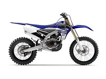 2017 Yamaha YZ250F for sale 200365892