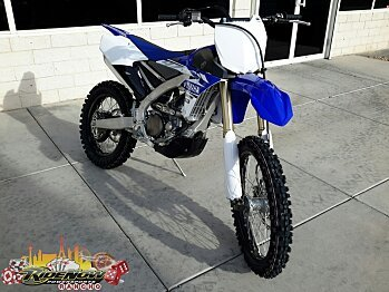 2017 Yamaha YZ250F for sale 200412506