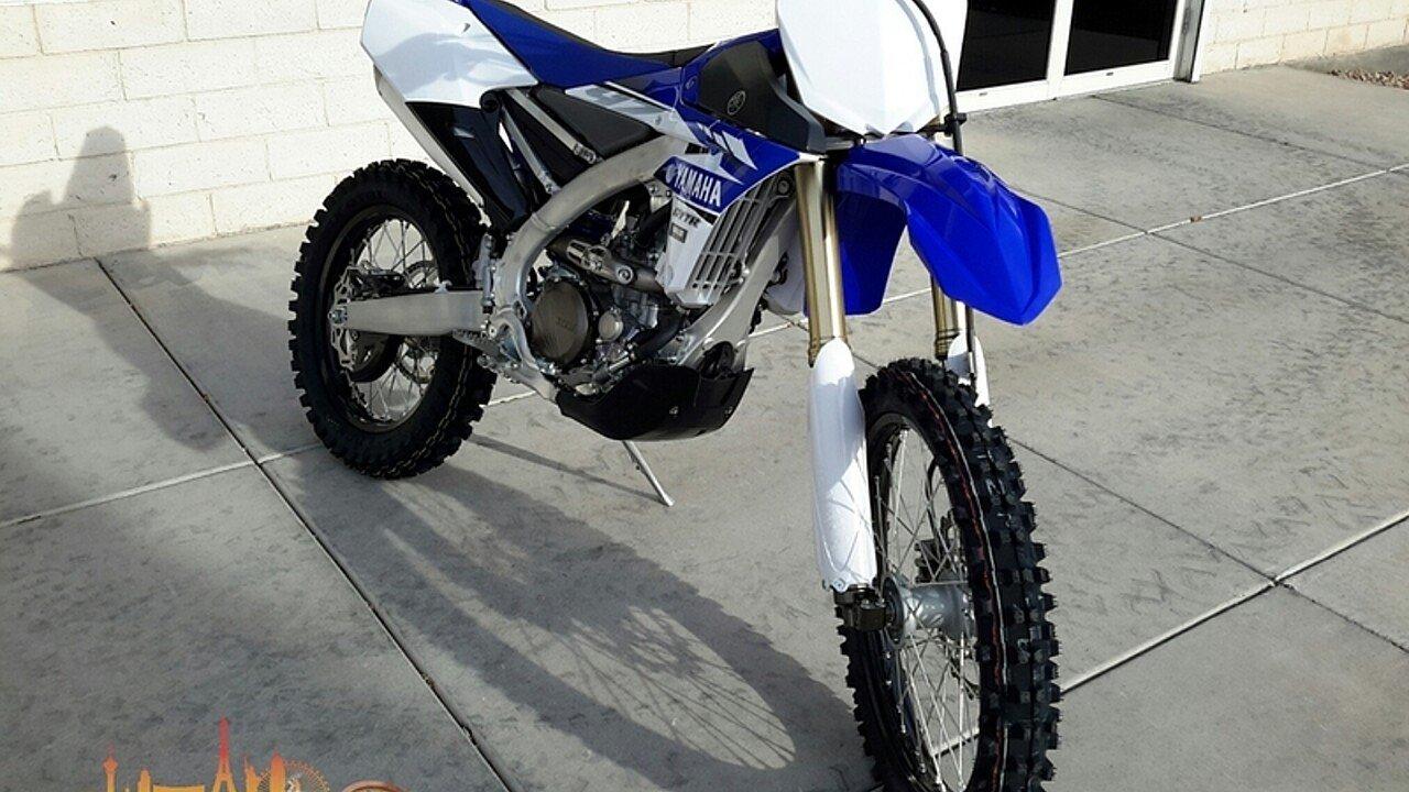 2017 Yamaha YZ250F for sale 200412506
