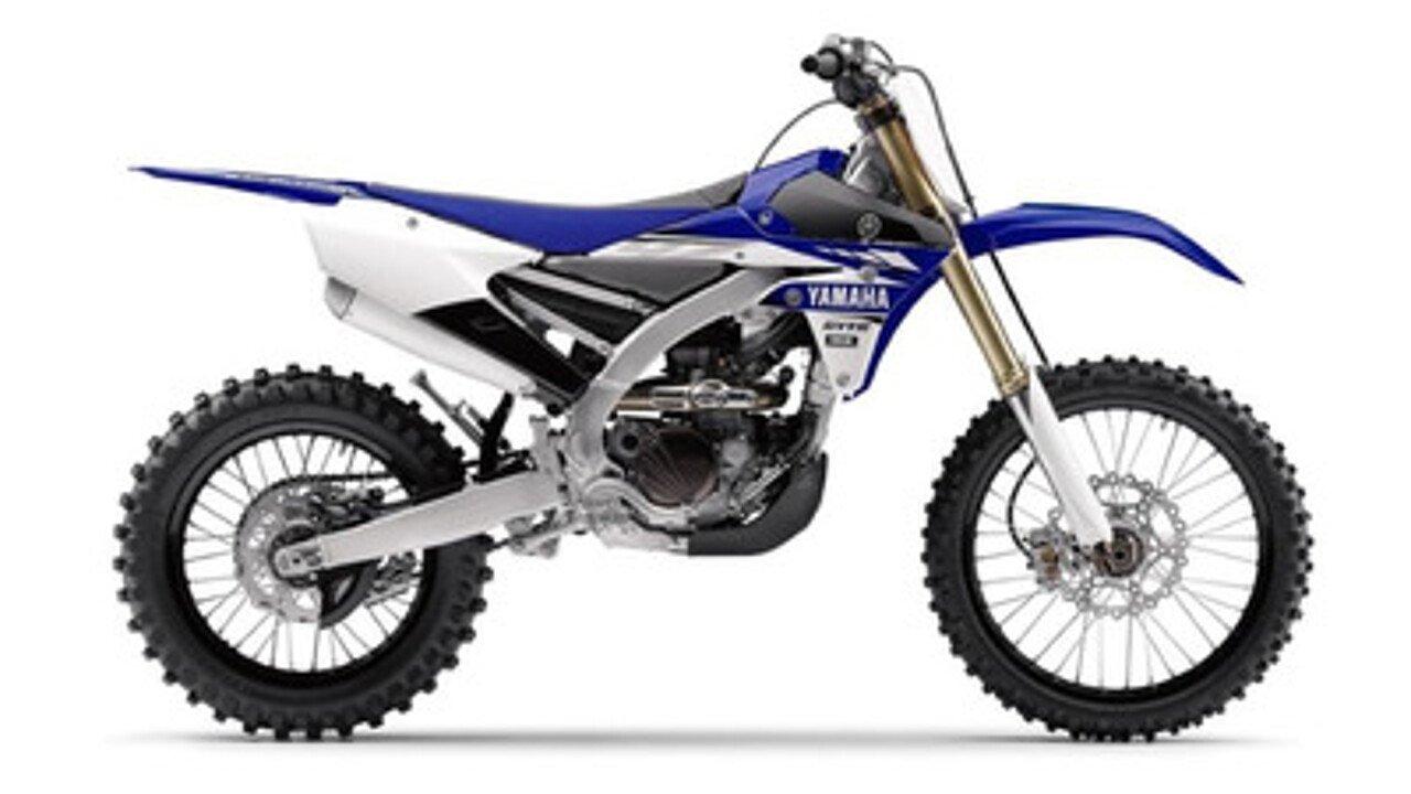 2017 Yamaha YZ250F for sale 200412588