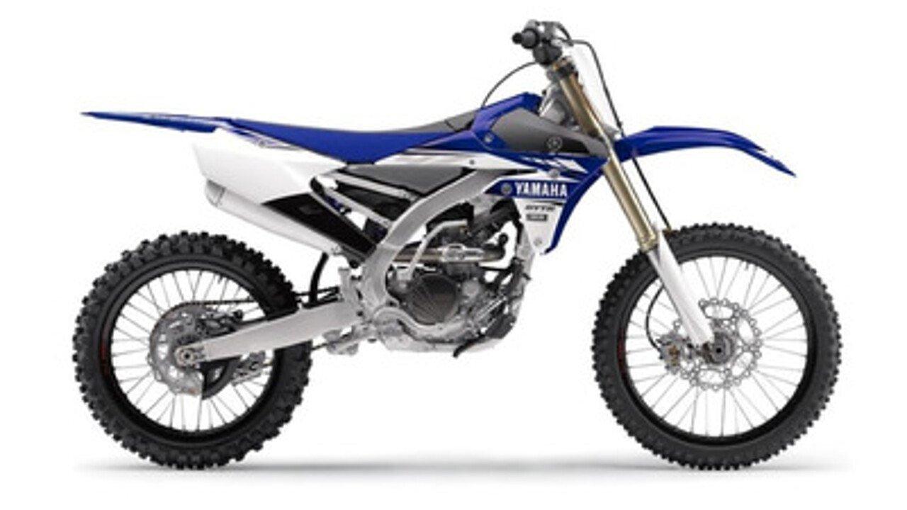 2017 Yamaha YZ250F for sale 200447219
