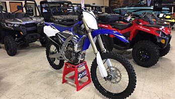 2017 Yamaha YZ250F for sale 200448659