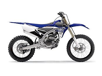 2017 Yamaha YZ250F for sale 200456808