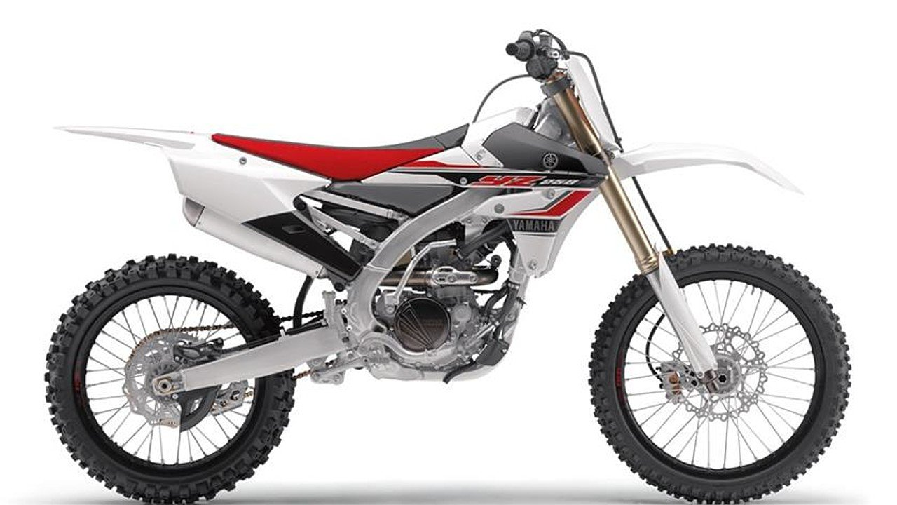 2017 Yamaha YZ250F for sale 200460114