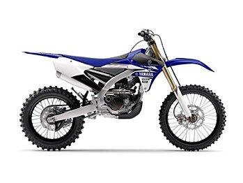 2017 Yamaha YZ250F for sale 200470096