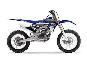 2017 Yamaha YZ250F for sale 200470326