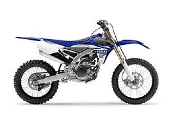 2017 Yamaha YZ250F for sale 200561753