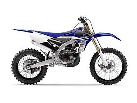 2017 Yamaha YZ250F for sale 200365892
