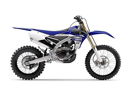 2017 Yamaha YZ250F for sale 200412588