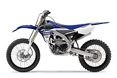 2017 Yamaha YZ250F for sale 200446387