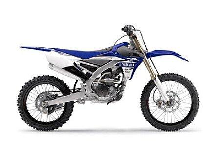 2017 Yamaha YZ250F for sale 200447195