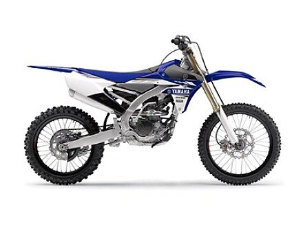 2017 Yamaha YZ250F for sale 200470326
