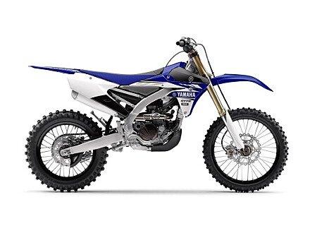 2017 Yamaha YZ250F for sale 200542357