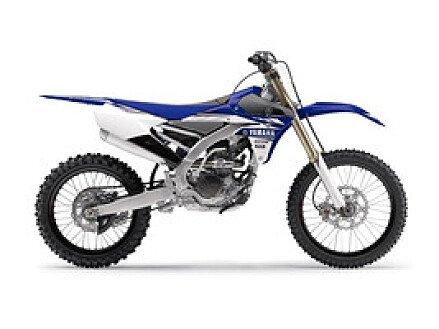 2017 Yamaha YZ250F for sale 200554536