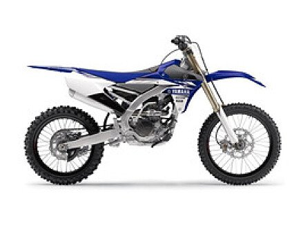2017 Yamaha YZ250F for sale 200561739