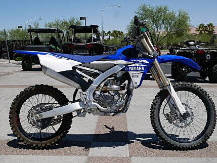 2017 Yamaha YZ250F for sale 200602449